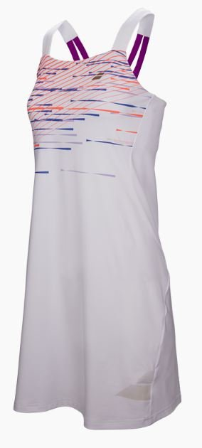 Платье женское Babolat Performance Strap Dress White